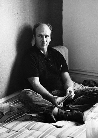 Ken Kesey, author and leader of the psychedelic movement