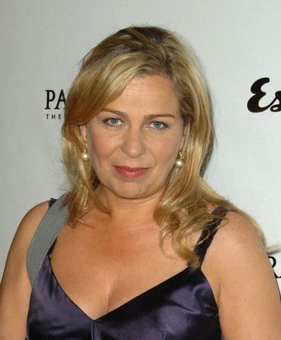 Lone Scherfig at the 'An Education' Los Angeles Premiere